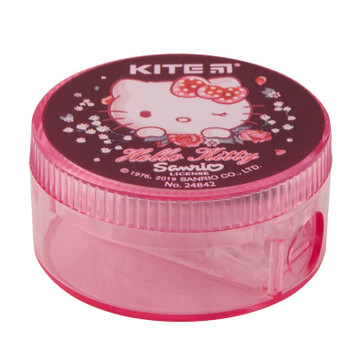 Точилка с контейнером Kite Hello Kitty HK19-116