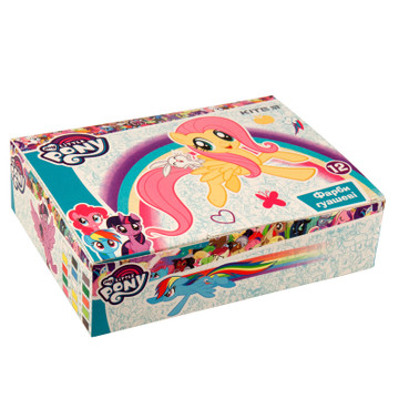 Гуашь Kite Little Pony LP19-063, 12 цветов
