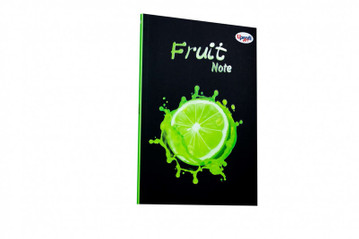 "Блокнот Profiplan ""Frutti note"" green А5, 80 страниц"