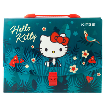 Портфель-бокс А4 KITE Hello Kitty HK19-209